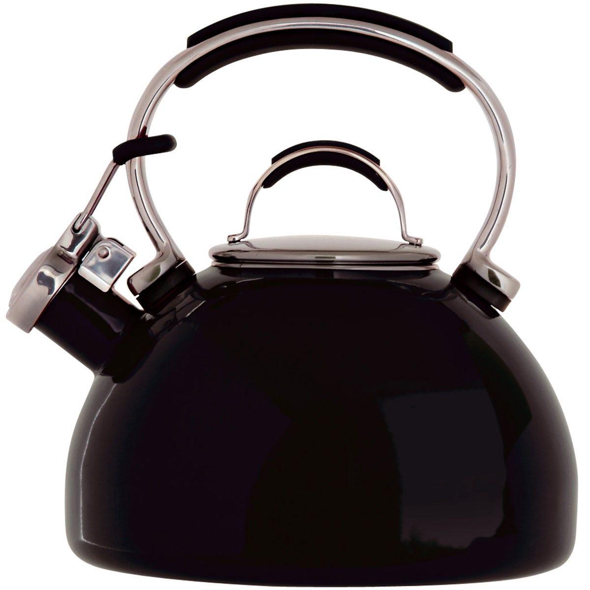 Prestige Black Stove Top Kettle - 2L