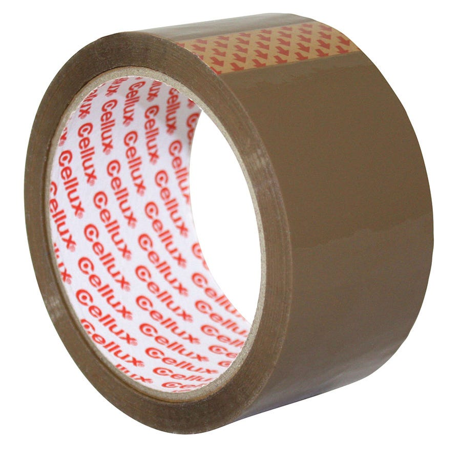 Compare prices for Celux Cellux Polypropylene Packaging Tape