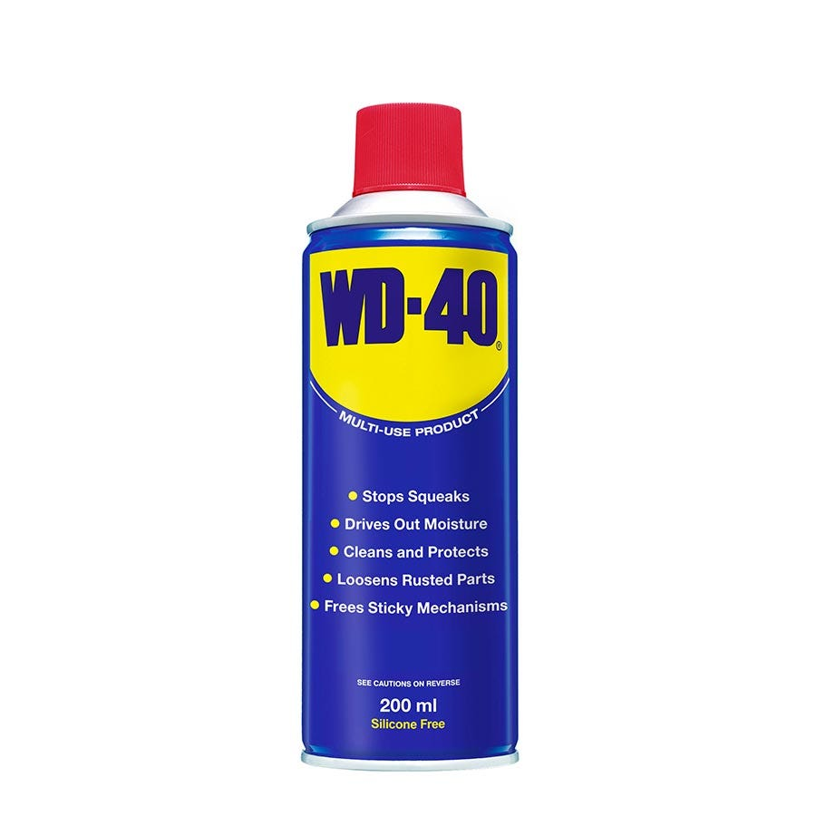 Image of WD-40 Aerosol – 200ml
