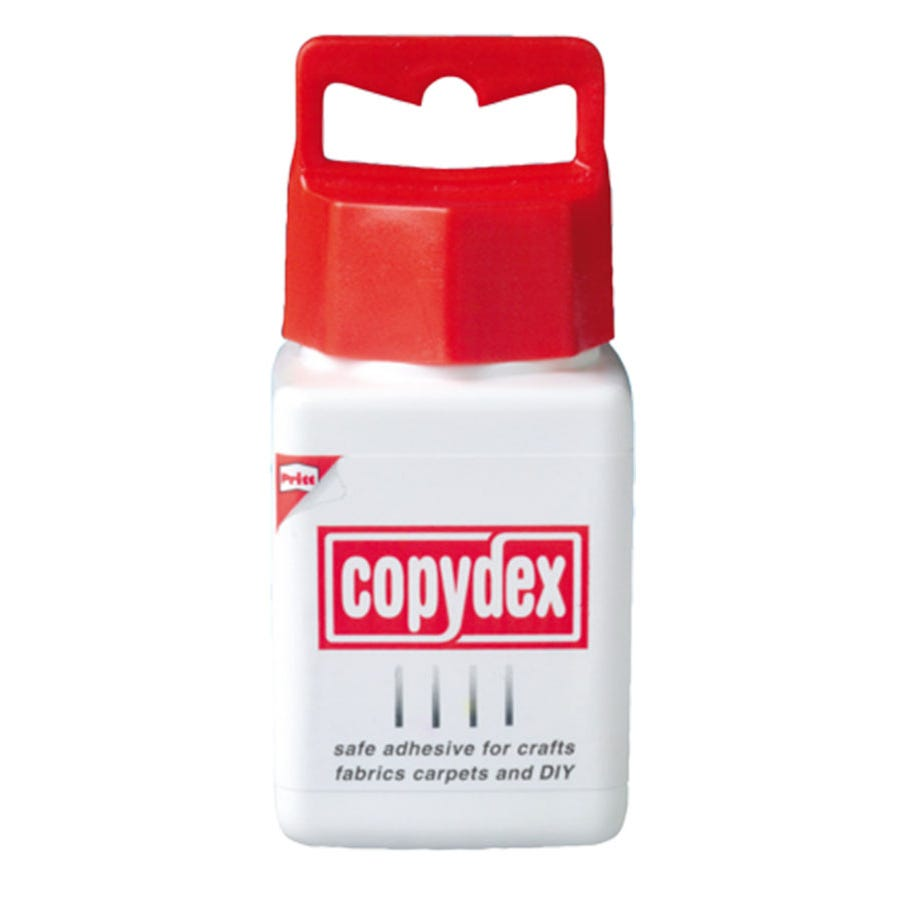 Compare prices for Copydex adhesive bottle 125ml