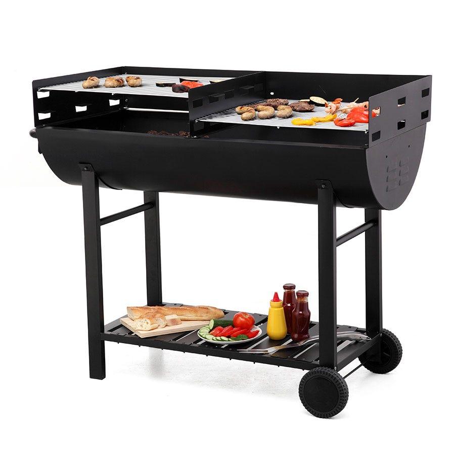 Image of Tepro Dallas Barrel Barbecue Grill