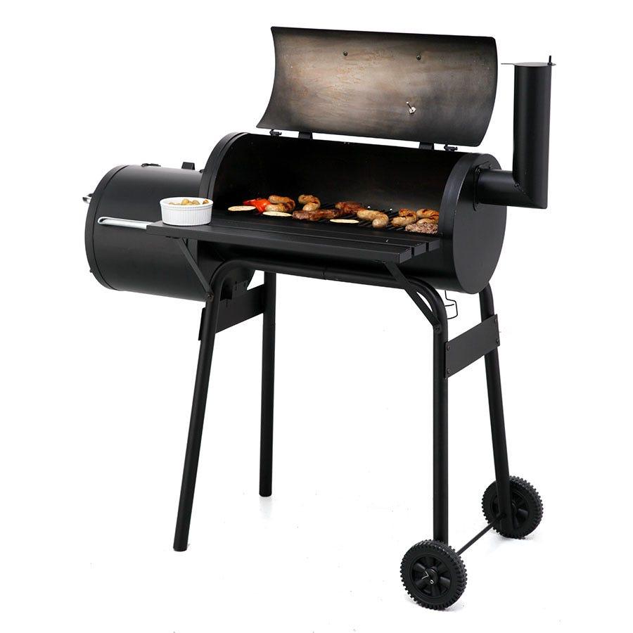 Image of Tepro Wichita Smoker BBQ and Grill