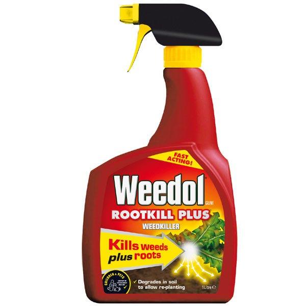 Image of Weedol Rootkill Plus Weedkiller – 1L