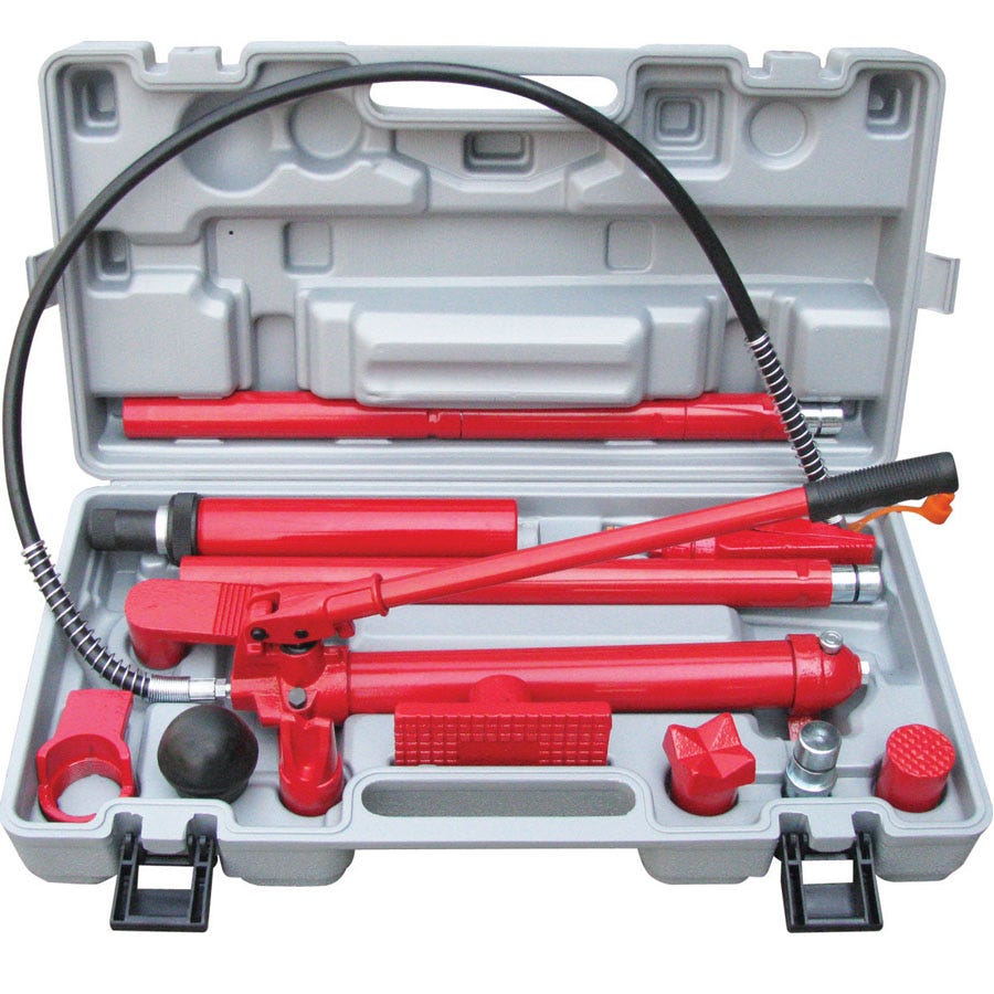 Compare prices for Hilka 10 Tonne Body Repair Kit