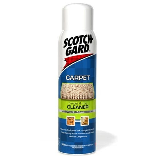 Image of Scotchgard Rug & Carpet Cleaner with Protector 514ml