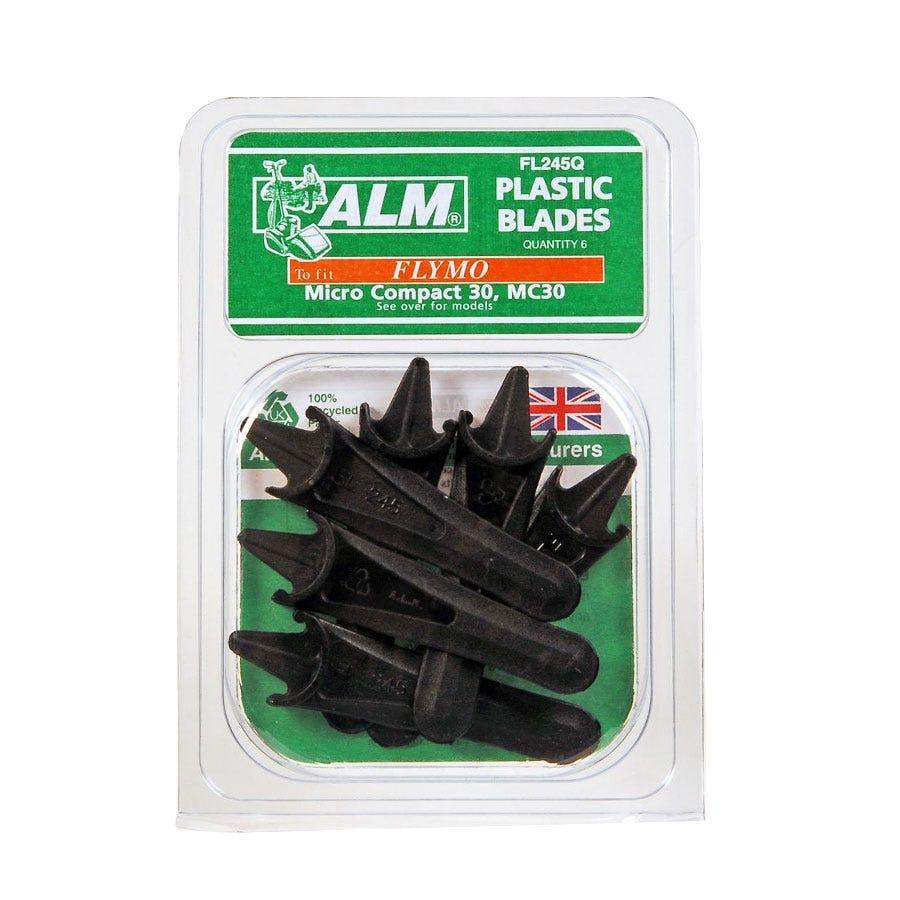 Image of ALM Plastic Mower Blades