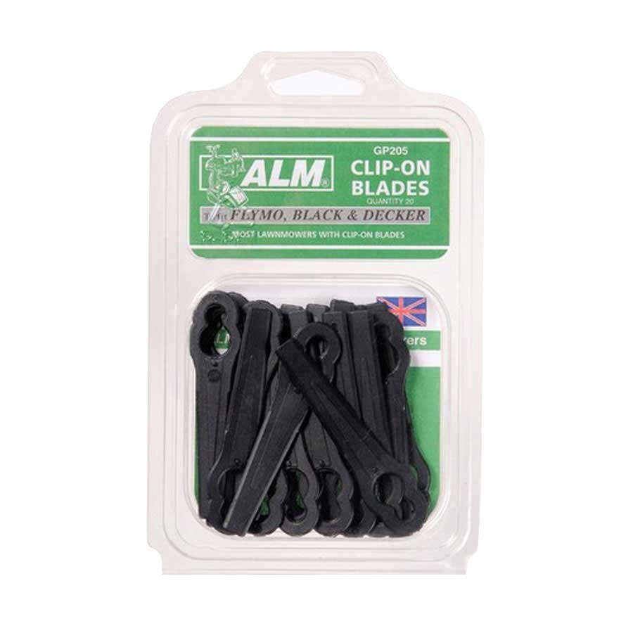 Compare cheap offers & prices of ALM Plastic Blades GP205 manufactured by ALM