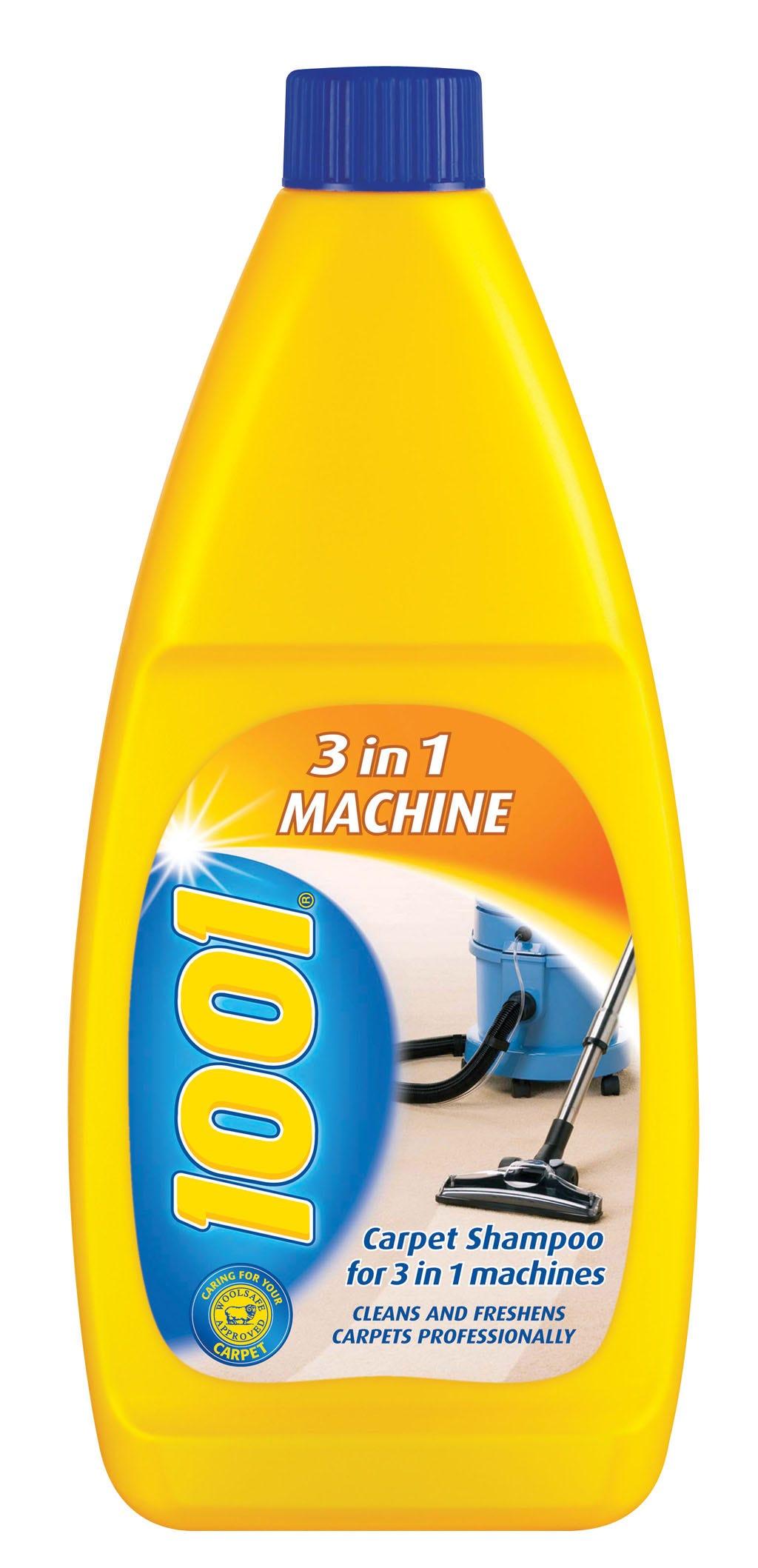 Half Moon Bay 1001 3-in-1 Machine Carpet Shampoo - 500ml