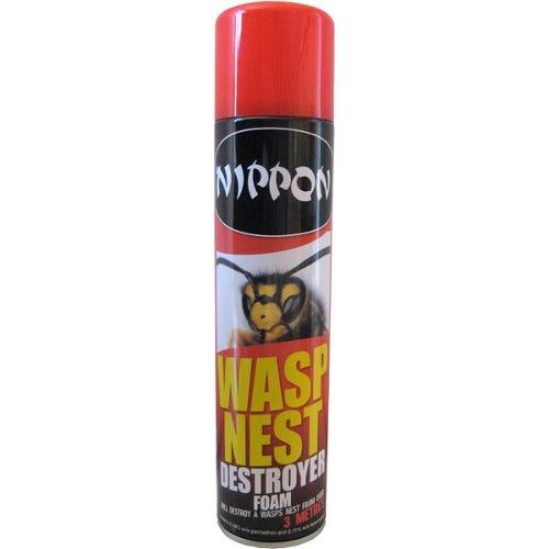 Image of Nippon Wasp Nest Destroyer Foam