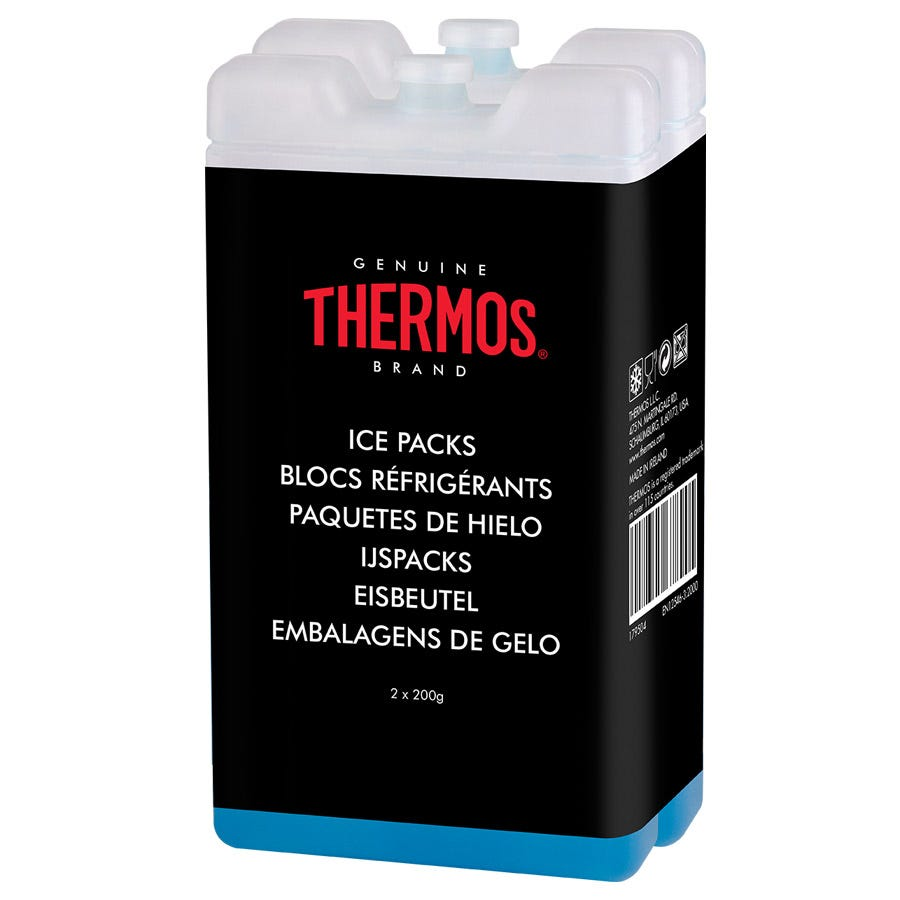 Robert Dyas/Outdoors/Birds & Pets/Thermos Ice Packs – 2 x 200g