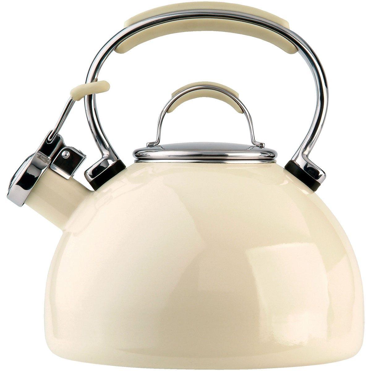Prestige Almond Stove Top Kettle - 2L