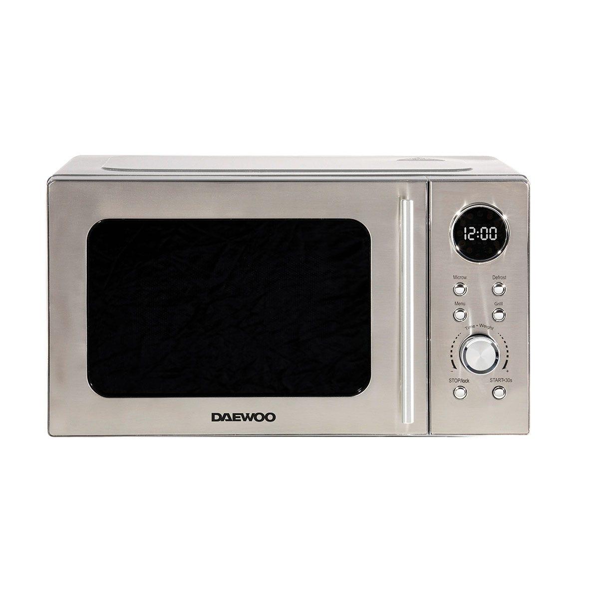 Daewoo SDA2090GE 20L 700W Microwave - Silver