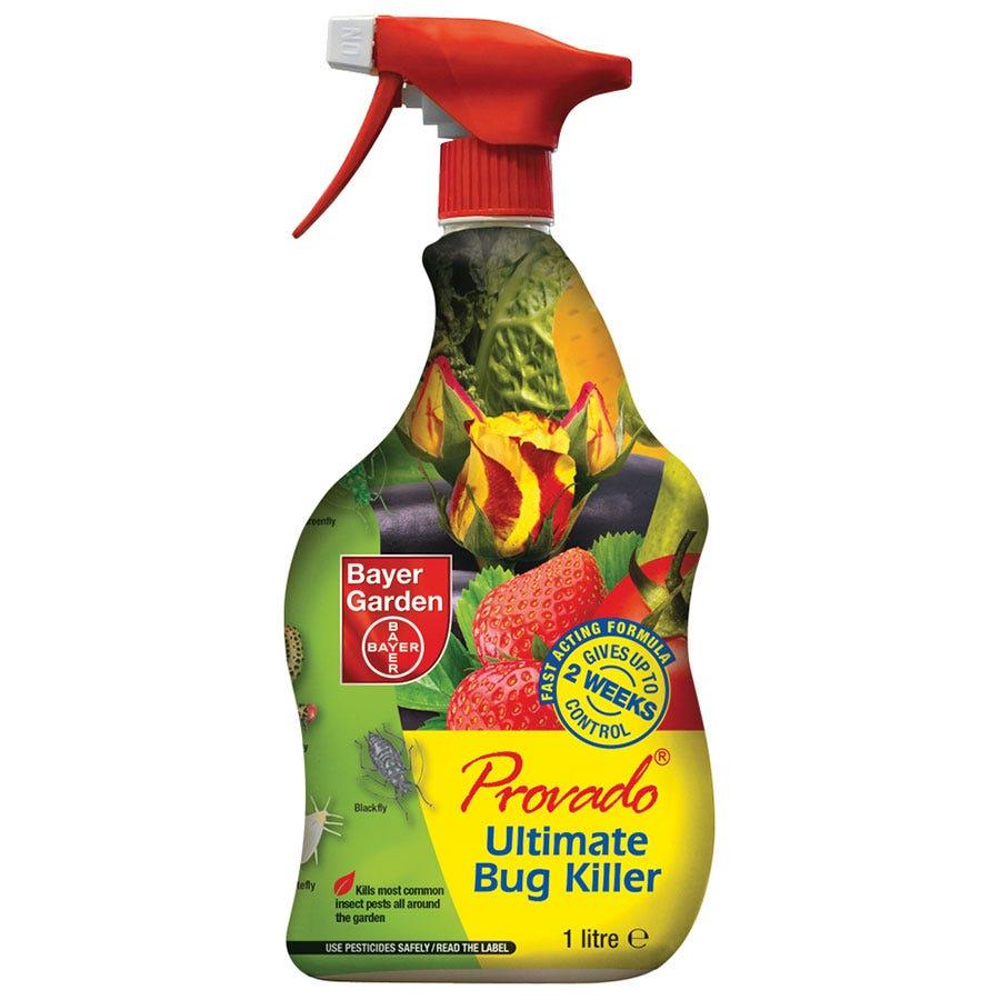 Compare prices for Bayer Provado Ultimate Bug Killer - 1L