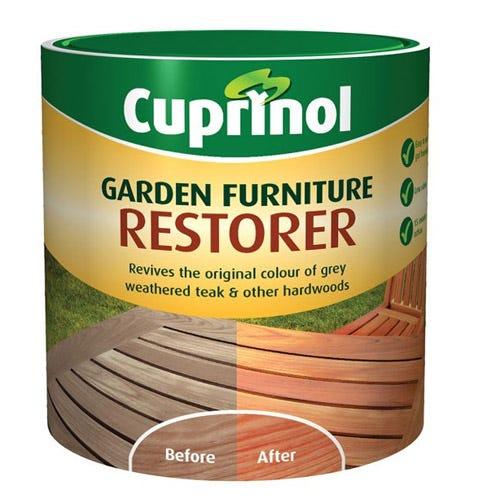 Compare prices for Cuprinol Garden Furniture Restorer - 1L