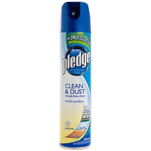 Image of Pledge Clean & Dust Jasmine - 300ml