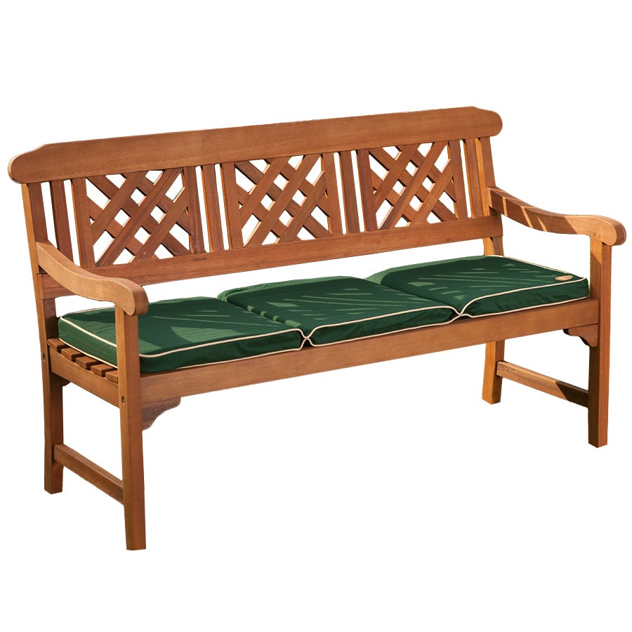 Robert Dyas Fsc 3 Seater Garden Fence Bench