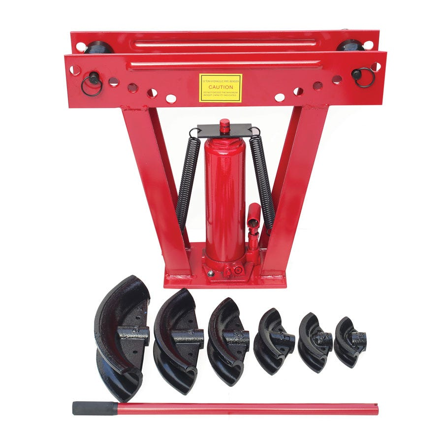 Compare prices for Hilka 12 Tonne Hydraulic Pipe Bender