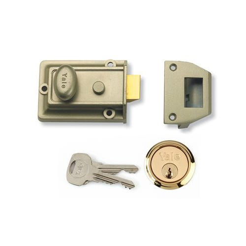 Compare retail prices of Yale Traditional Front Door Lock to get the best deal online