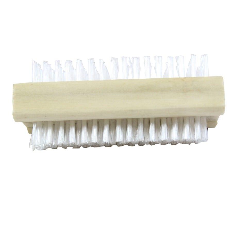 Robert Dyas/Home Interiors/Bathroom/JVL Wooden Nail Brush