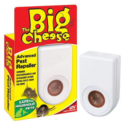 Image of The Big Cheese Advanced Rat and Mouse Repeller