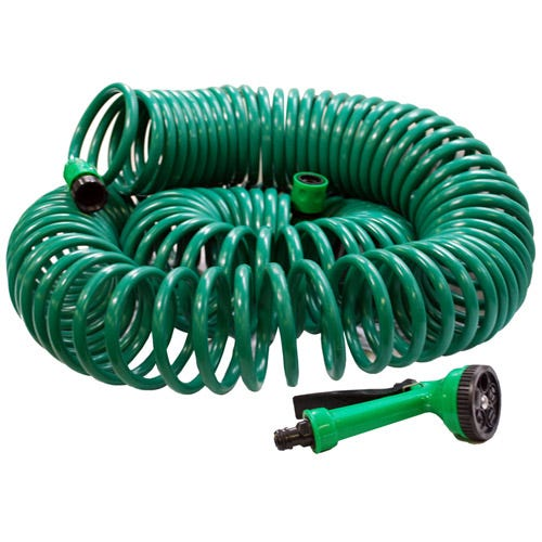 Image of 30m Retractable Coil Hose