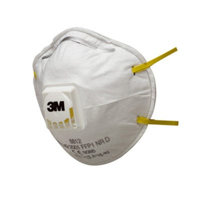 3m Hand Sanding Particulate Respirator with Exhalation