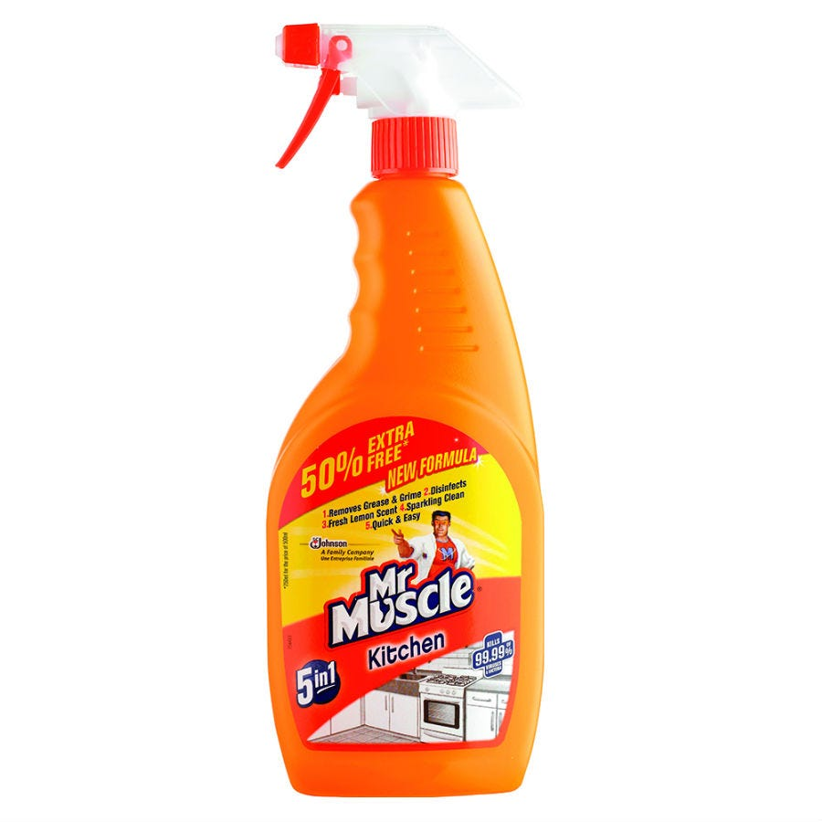 Image of Mr Muscle Kitchen Cleaner – 750ml
