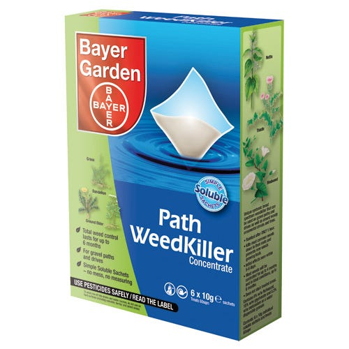 Image of Path Weedkiller Concentrate Sachets