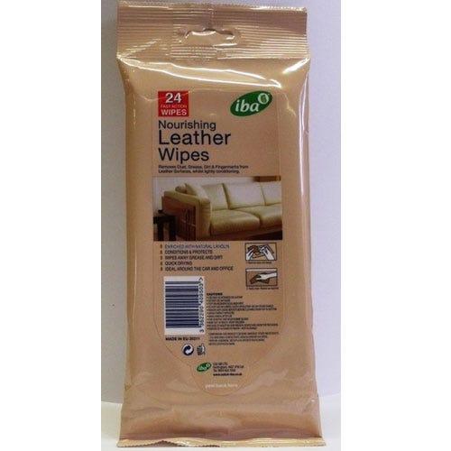 Image of Nourishing Leather Wipes Pk 24