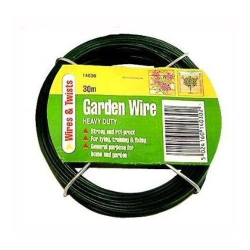 Compare prices for Gardman Heavy Duty Garden Wire - 30m