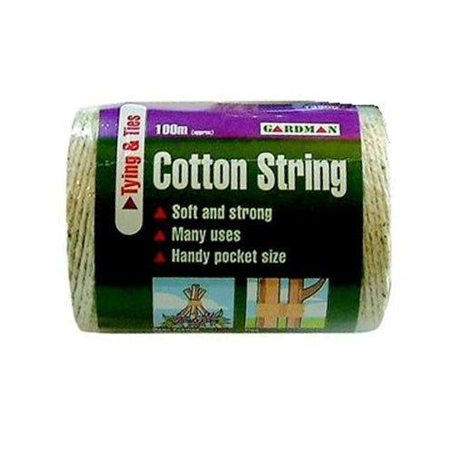 Compare prices for Gardman Cotton String - 100m