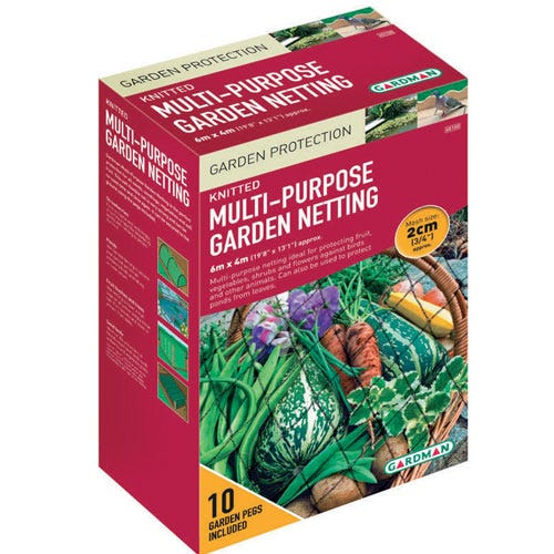 Compare prices for Gardman Multi-Purpose Garden Netting