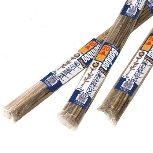 Compare prices for Gardman Bamboo Canes 1.2 Metres - Pack of 20