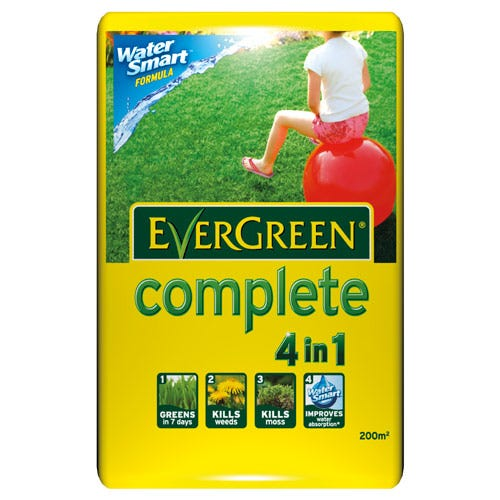 Image of Evergreen Complete 4-in-1 Lawn Feed