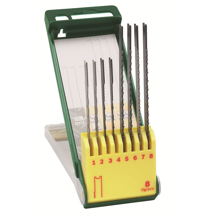 Compare retail prices of Bosch 8 Pack U-Shank Blades to get the best deal online