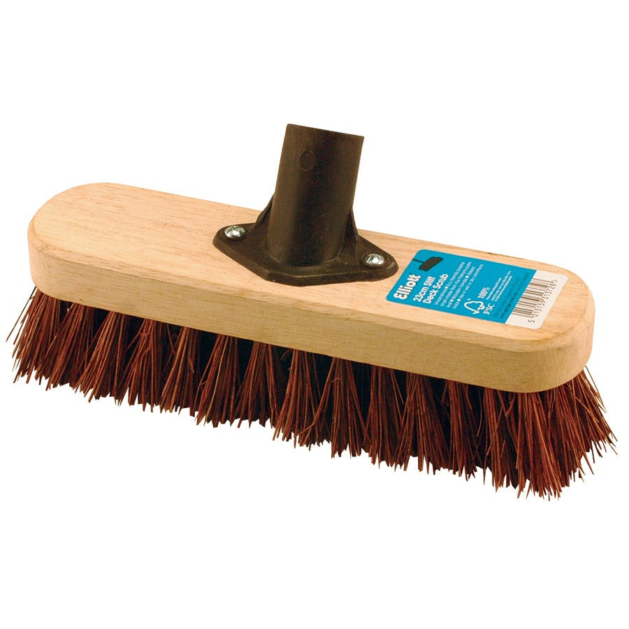 Image of Elliott Deck Scrub Broom