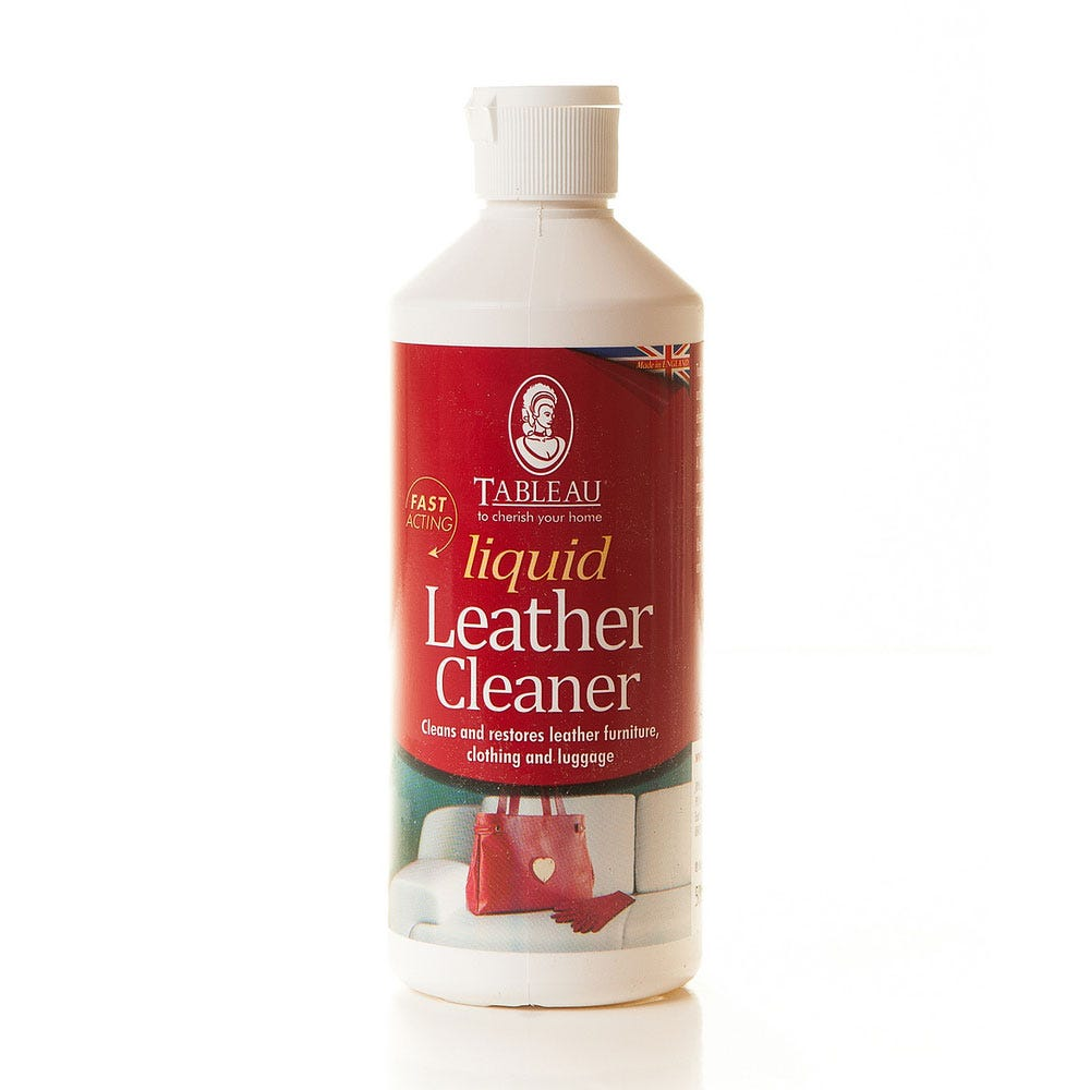 Buy Brand New Tableau Leather Cleaner