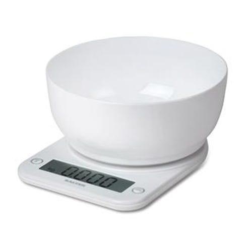 salter electronic bowl scale. Black Bedroom Furniture Sets. Home Design Ideas