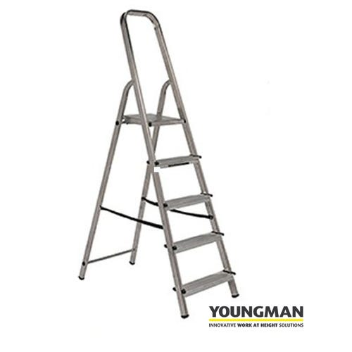 Image of Youngman 5-Tread Step Ladder