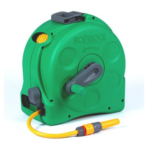 Compare prices for Hozelock 2 in 1 Compact Reel