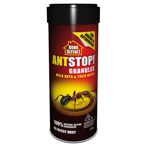Compare prices for Home Defence Ant Stop Granules - 300g