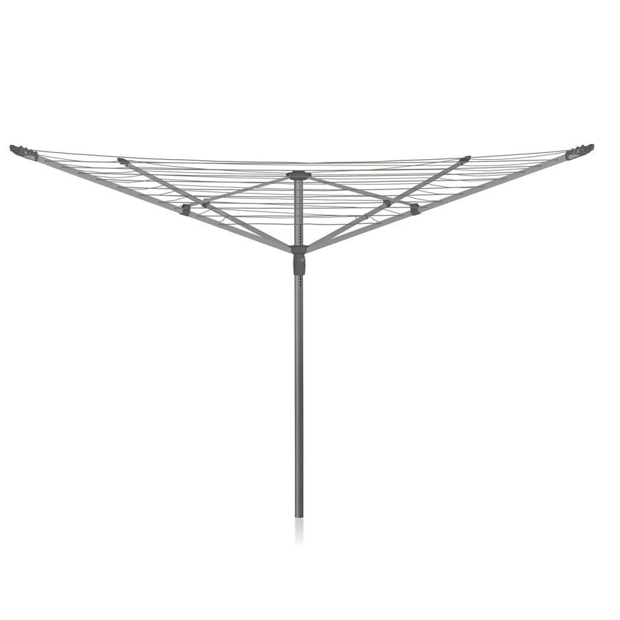 Compare prices for Addis 4 Arm 50m Rotary Airer