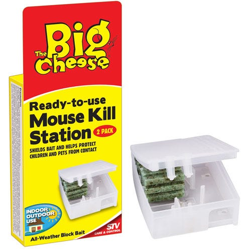 Image of The Big Cheese Mouse Kill Station