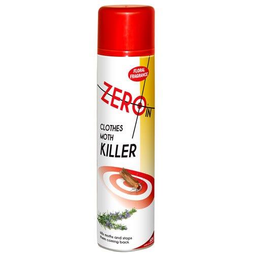 Image of ZERO IN Clothes Moth Killer Spray - 300ml