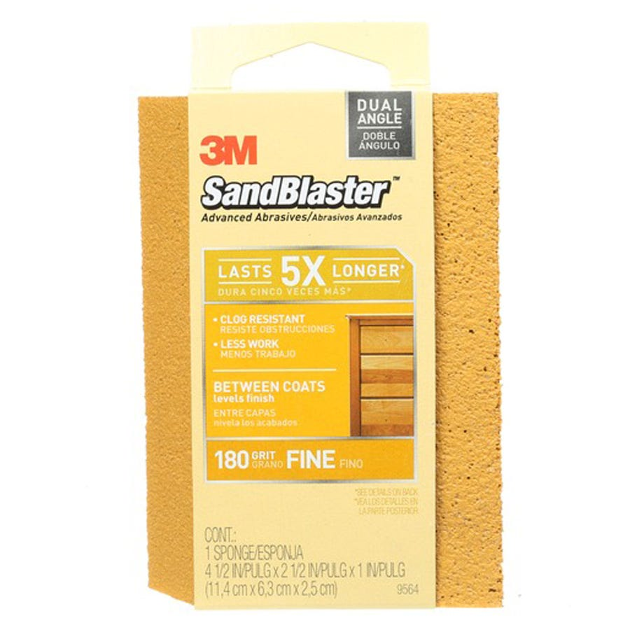 Compare prices for 3M Dual-Angle Fine Sanding Sponge