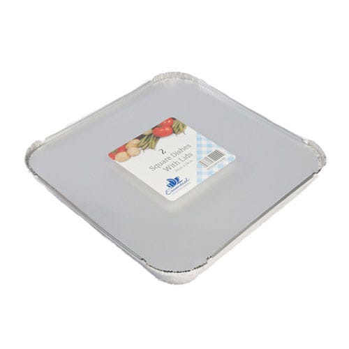 Compare prices for Essential Housewares Essential Square Oven Dishes With Lids