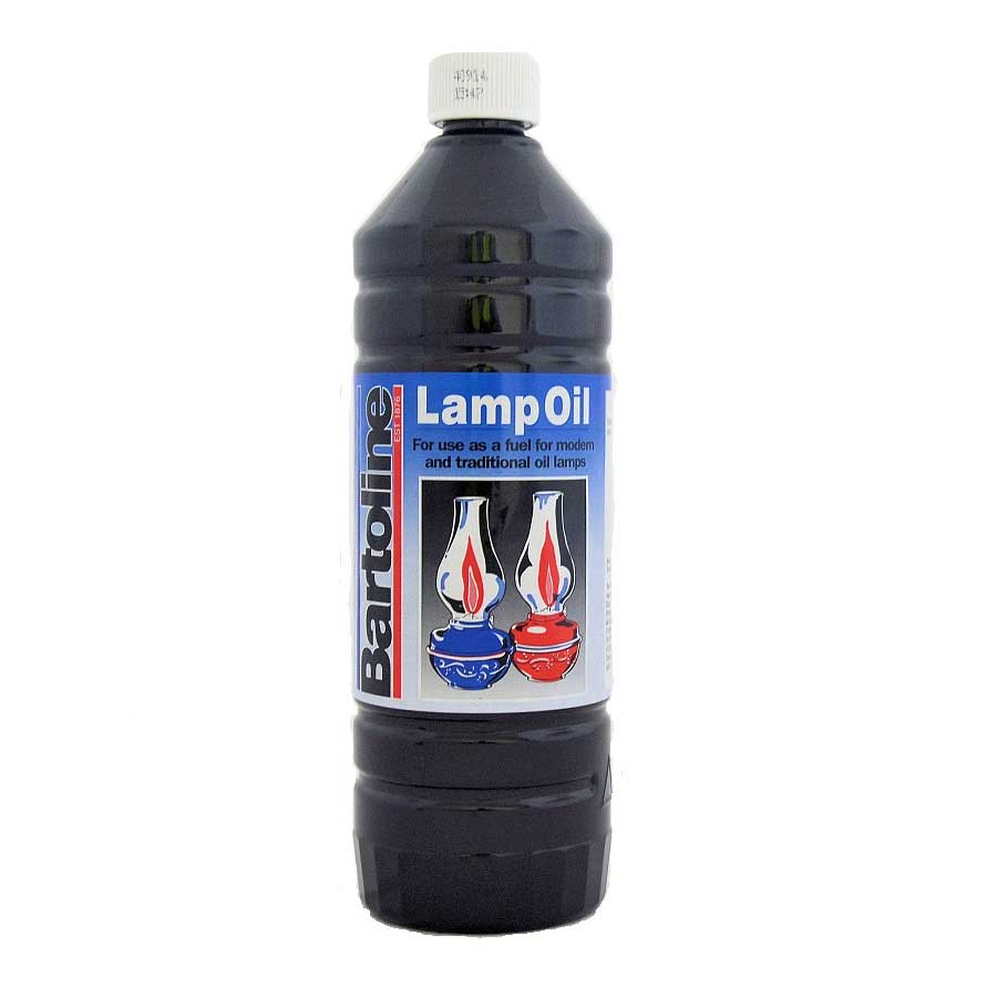 Image of Clear Lamp Oil 1L