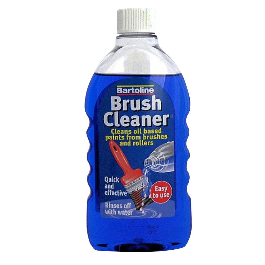Compare prices for Bartoline Brush Cleaner - 500ml