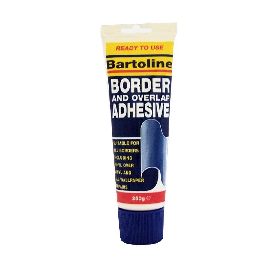 Image of Bartoline Border And Overlap Adhesive 250g