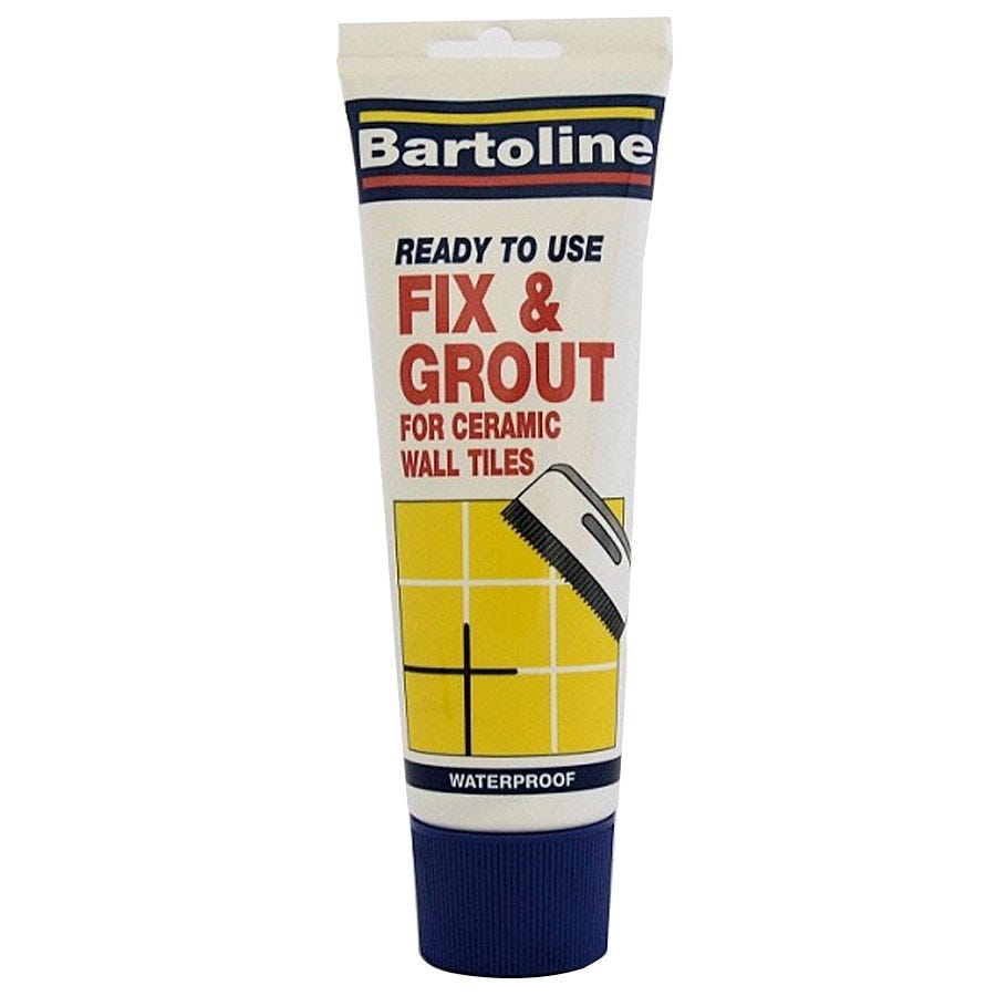Compare prices for Bartoline Fix and Grout 330g